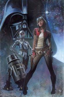 Illustration for article titled Marvel's Star Wars Comics revisited