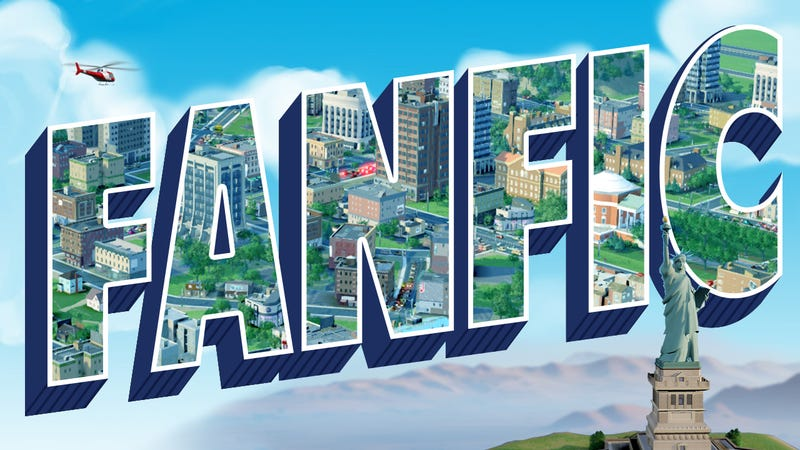 Illustration for article titled SimCity Fanfic: The College Years