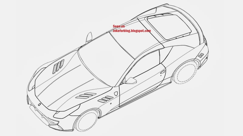 Illustration for article titled This Ferrari FF Coupe Could Be The Best Car Ferrari Will Make