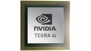 Illustration for article titled Nvidia Tegra 4i: Quad-Core Processing and LTE For Mobile Awesome