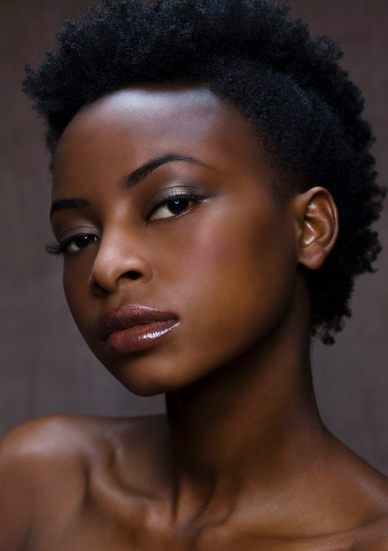 Is touching natural hair unnatural? (Thinkstock)