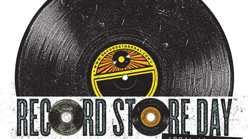 Illustration for article titled Full list of Record Store Day releases announced, lines already forming