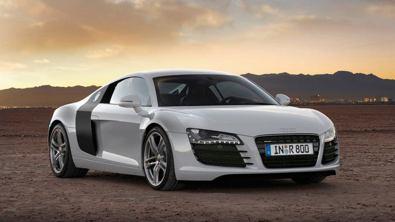 the original audi r8 is still the best r8. Black Bedroom Furniture Sets. Home Design Ideas