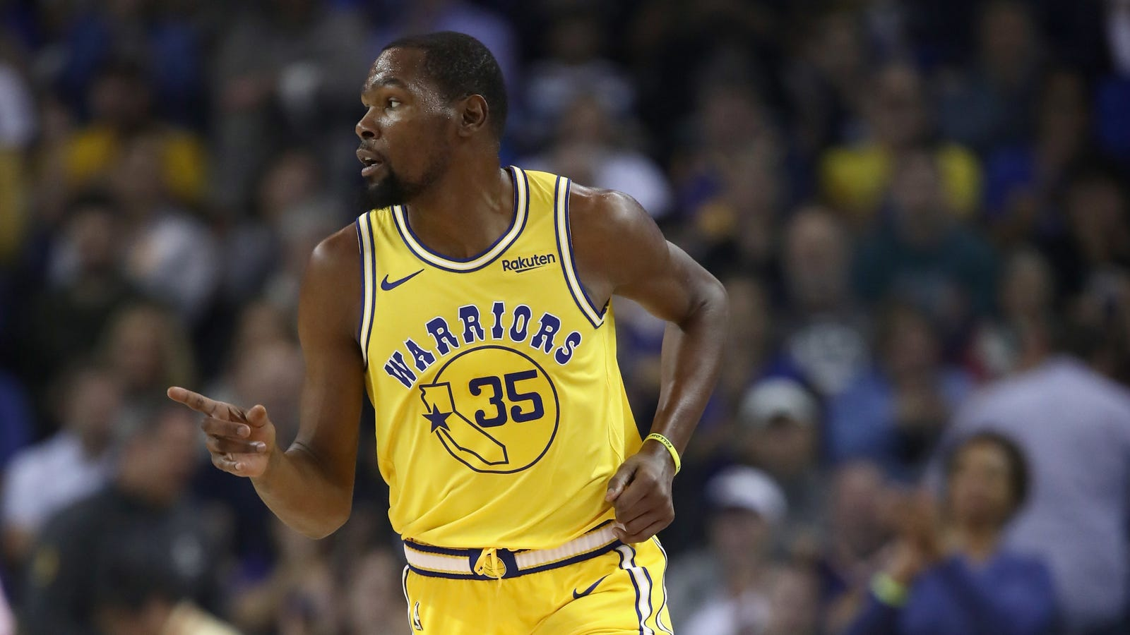 Kevin Durant Is Absurd