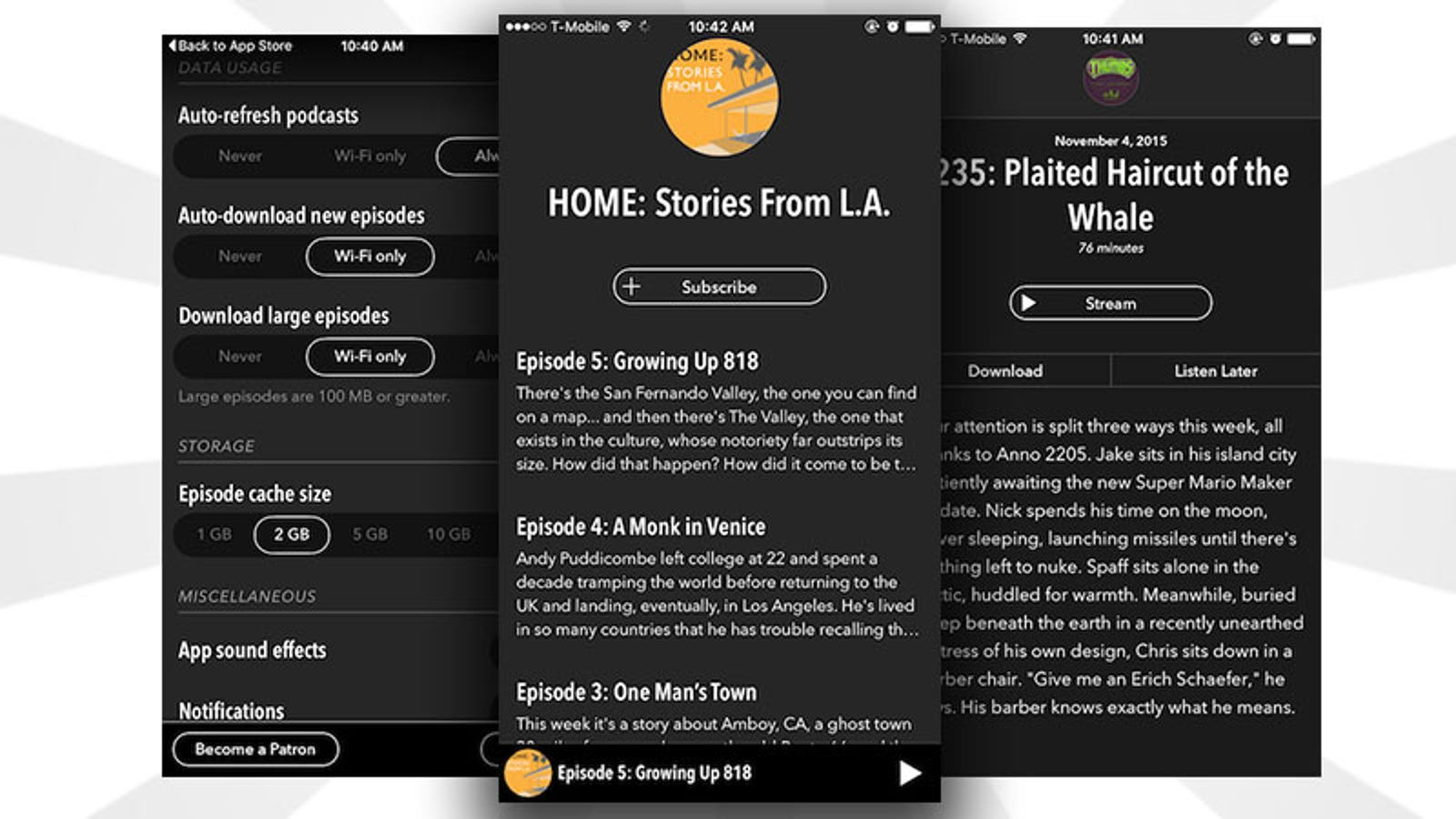 Castro, the Simplest iOS Podcast Manager, Adds iOS 9 Features and