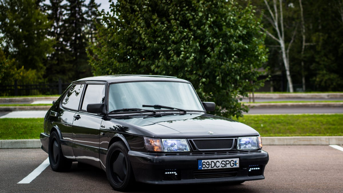The Saab 900 Turbo Spg Was A Hot Hatch Way Before Hatchbacks Wiring 1991 Were Cool