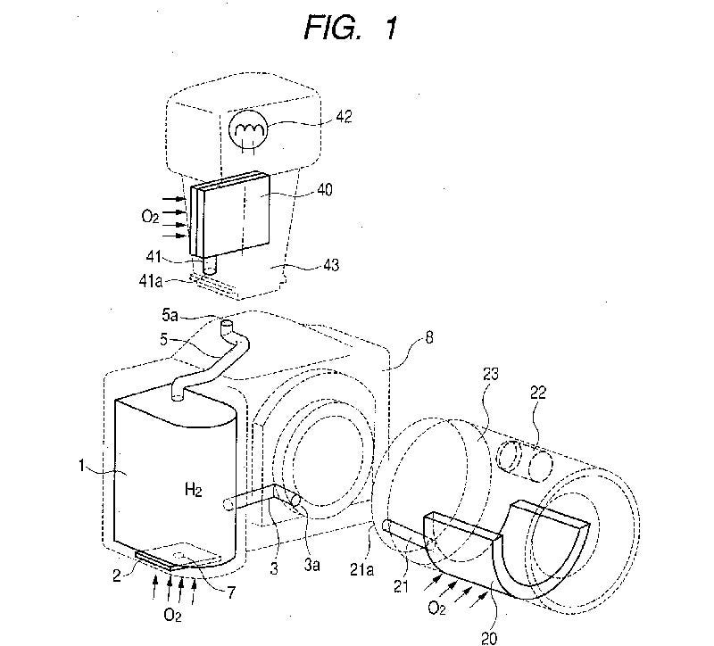 Illustration for article titled Canon Patents Leak More About Their Fuel Cell Technology