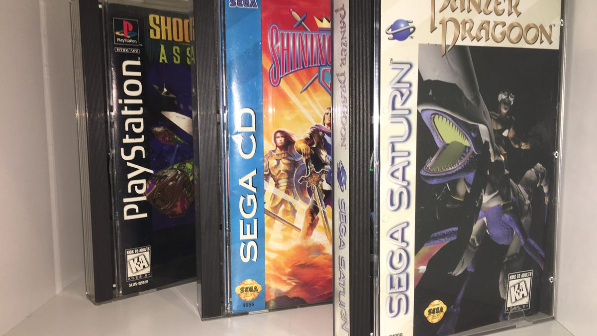 Two Guys Making New Sega CD Jewel Cases Are In An Accidental War