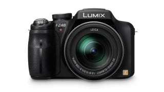 Illustration for article titled Panasonic's DMC-FZ47 Has Manual Control When Shooting Video, and a Faux-3D Photo Mode