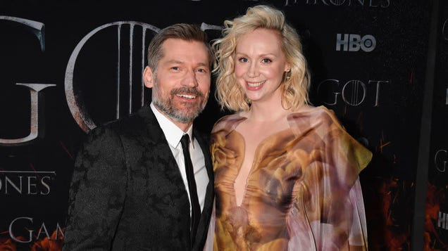 Gwendoline Christie called Game Of Thrones' ending years ago, was scoffed at by Nikolaj Coster-Waldau