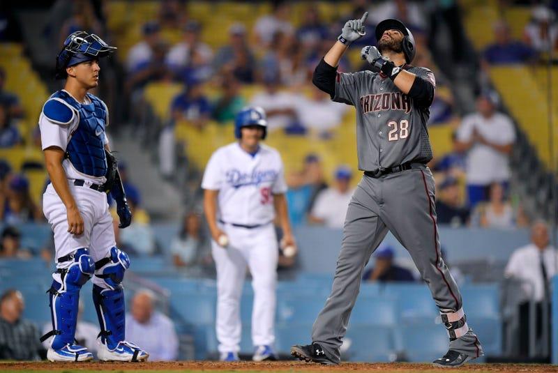 a1ebd2548 The Dodgers Should Probably Be Afraid Of The Diamondbacks