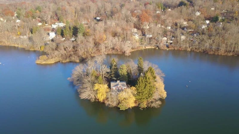 Will Someone Please Buy Me This $850K Private Island in New York?