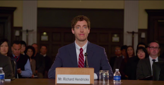 Richard goes to Washington in the first trailer for Silicon Valley's final season