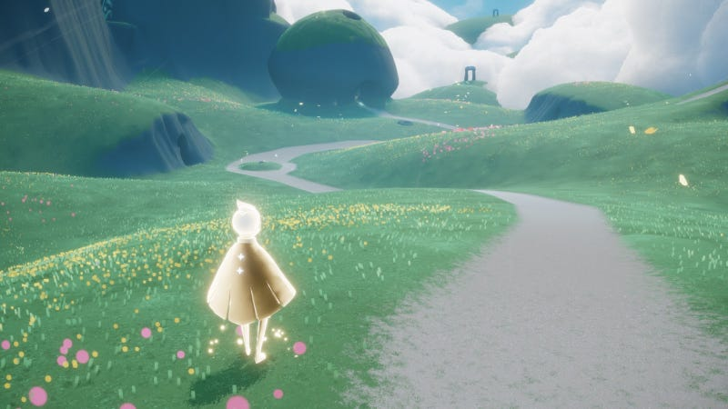 The New Game From Journeys Creators Feels Like A Dream