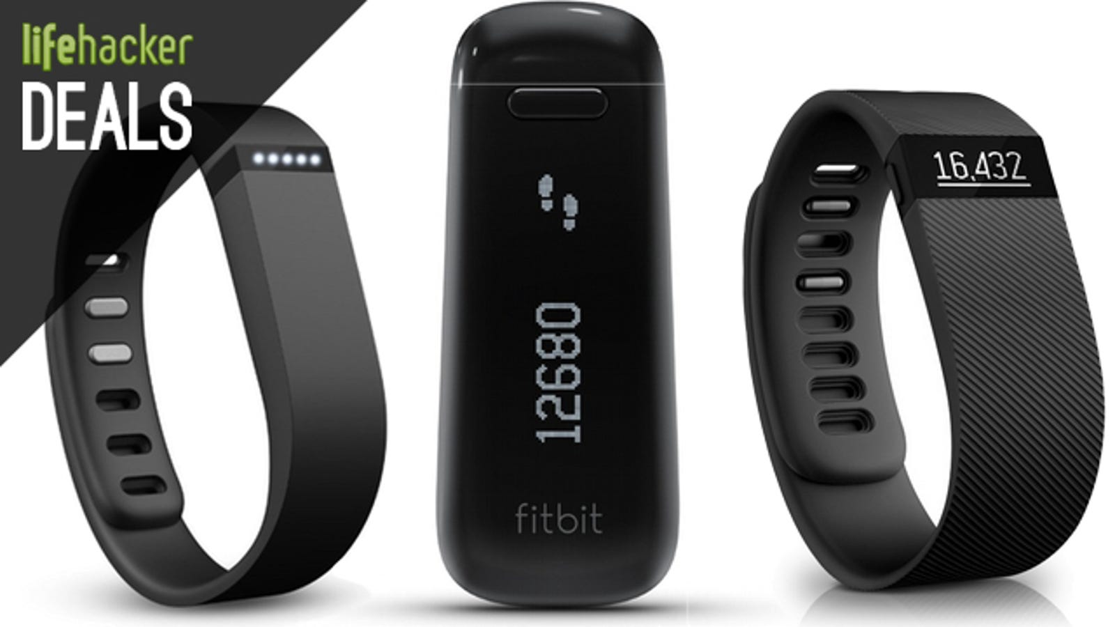 Get Yourself In Shape with 15% Off Fitbits, and a Lot More Deals