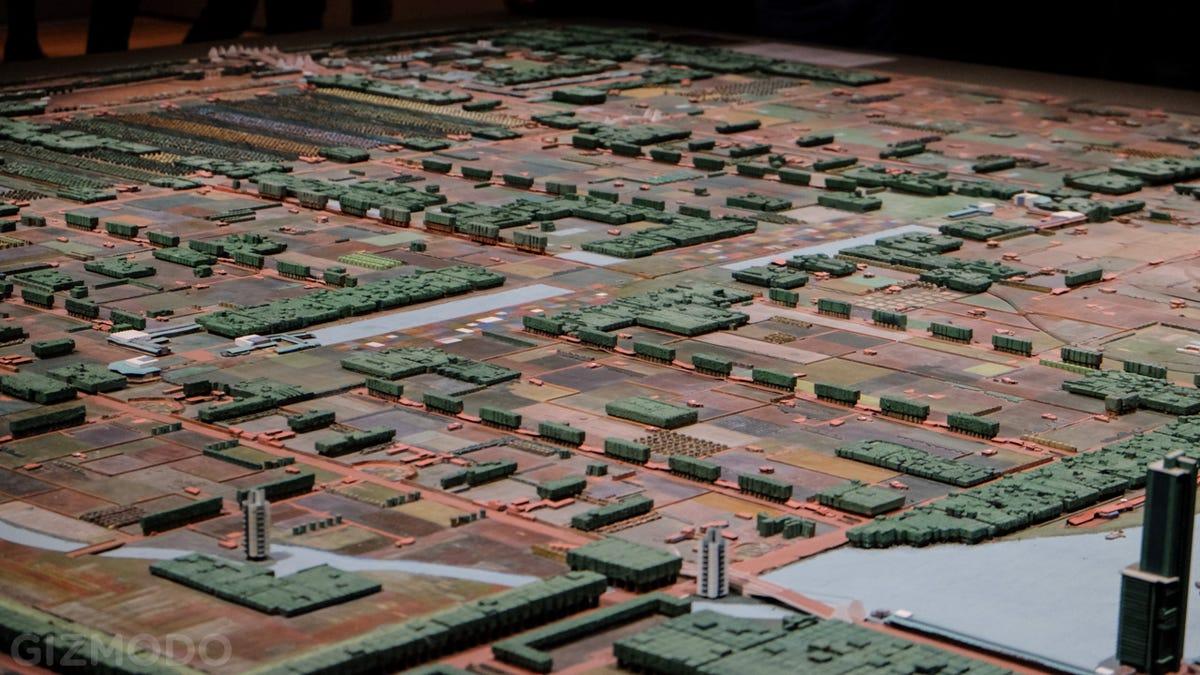 großartige Qualität Bestellung großer Abverkauf Broadacre City: Frank Lloyd Wright's Unbuilt Suburban Utopia