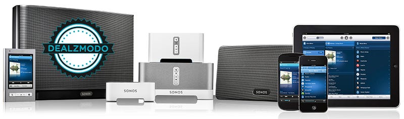 Illustration for article titled SONOS, Your New Monitor, Apple TV, Plus TV Deals Abound [Deals]