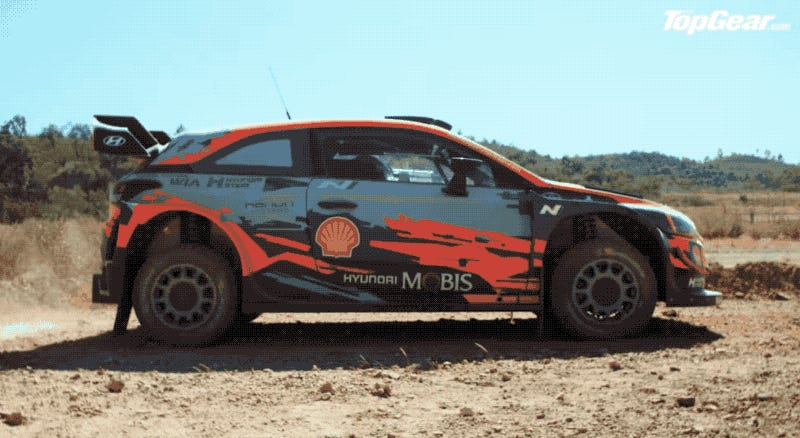 Launching A Rally Car Is Way Harder Than You Think