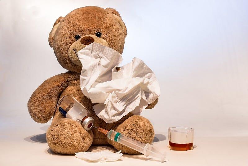Illustration for article titled El mito más extendido sobre la vacuna de la gripe es completamente falso, pero más de la mitad de los padres lo creen