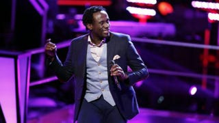 Anthony Riley appears on The Voice.NBC