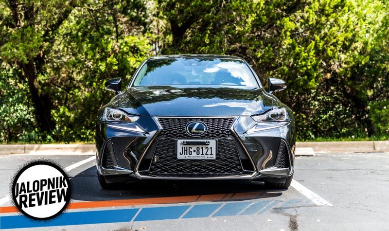 The 2017 Lexus Is 350 F Sport Gets Points For Existing But Doesn T Take Trophy