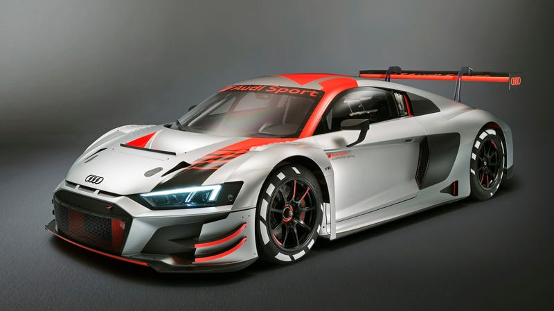 The New 2019 Audi R8 Lms Gt3 Is Still Stupid Expensive Still Looks