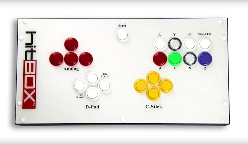 SmashBox controller