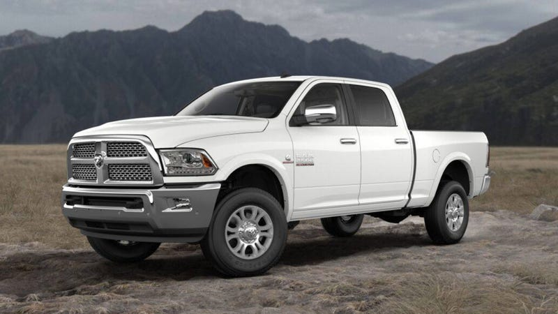 This Is The Last Year You Can Buy A New Full Sized Pickup Truck With