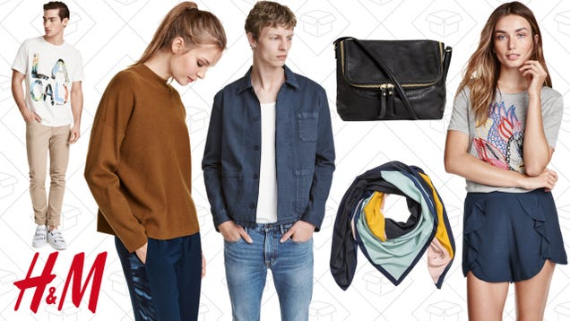 H&M s Labor Day Sale Means Up to 60% Off Select Styles