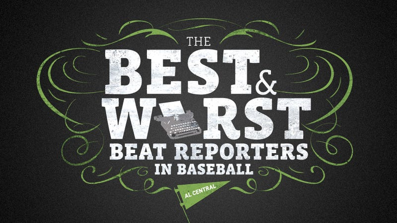 Illustration for article titled The Best And Worst Beat Reporters In Baseball: AL Central