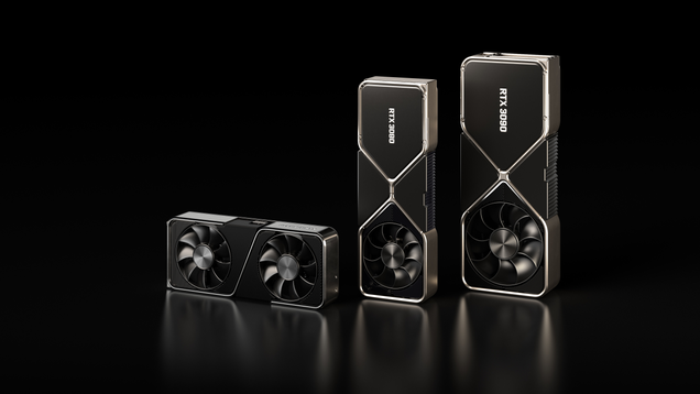 The RTX 3060 Will Be the First of Nvidia s New Graphics Cards to Get a Frame Rate Boost