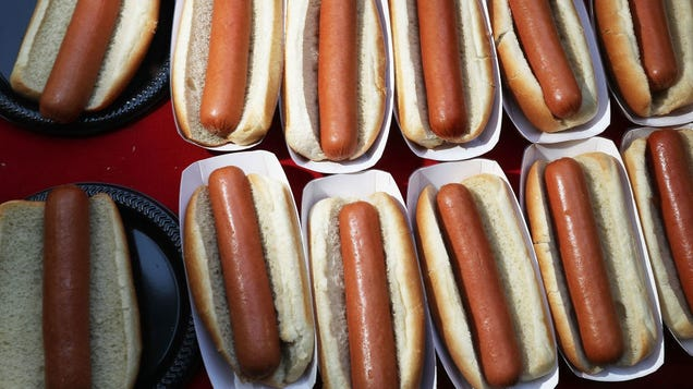 Performance Artist Separates Money From Dupes With $38 Bottles of Miracle  Hot Dog Water
