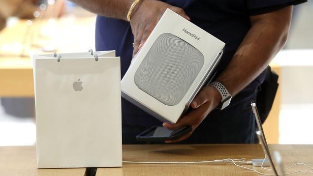 Apple: RIP HomePod. Long Live the HomePod Mini