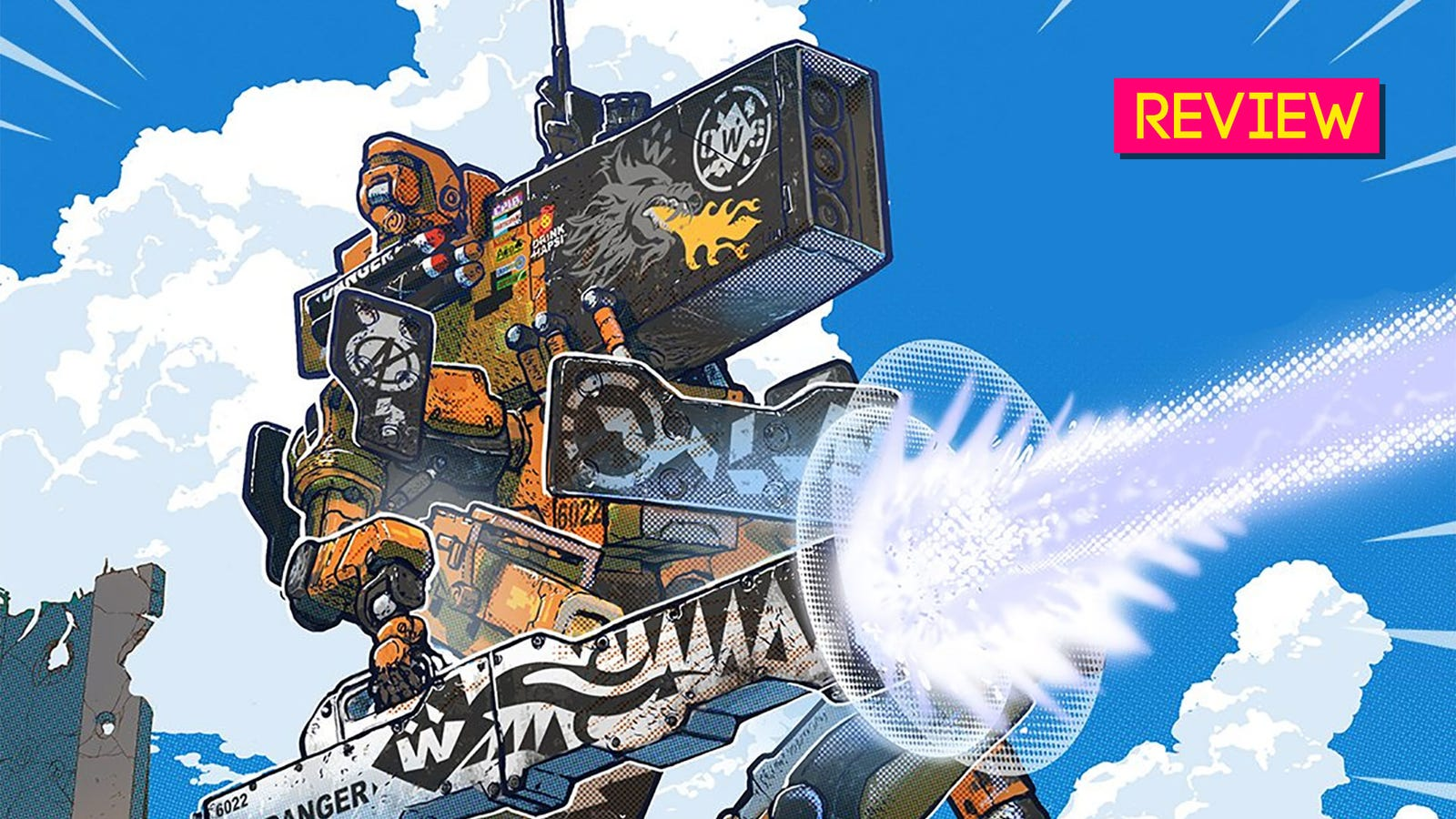 Giant Killer Robots: Heavy Hitters: The Kotaku Review