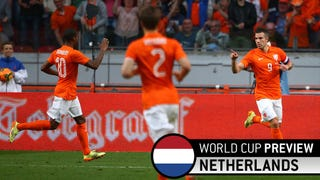 Illustration for article titled A Shadow Of Themselves, The Netherlands Need A World Cup Miracle