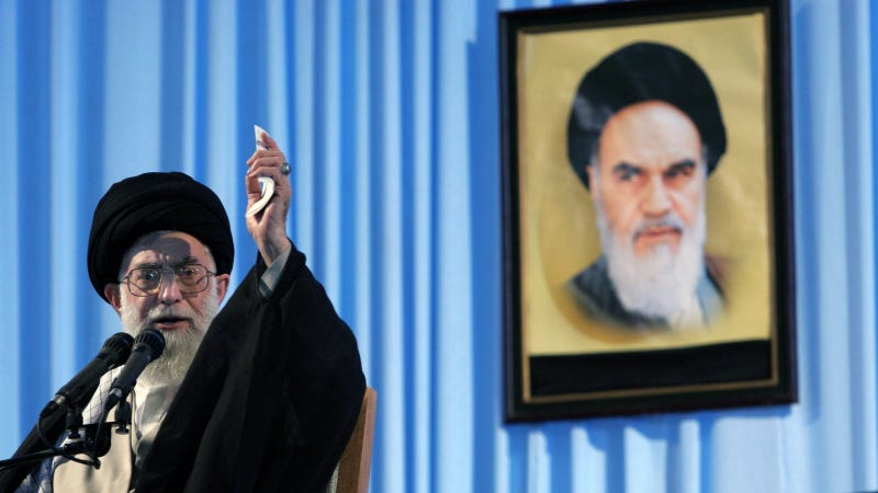 """Illustration for article titled Iranian Supreme Leader's Antifiltering Fatwa Filtered for Mentioning """"Antifiltering"""""""