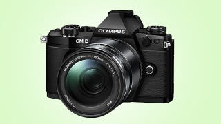 Illustration for article titled Olympus E-M5 Mark II: Whoa, 40 Megapixel Photos Out of Thin Air