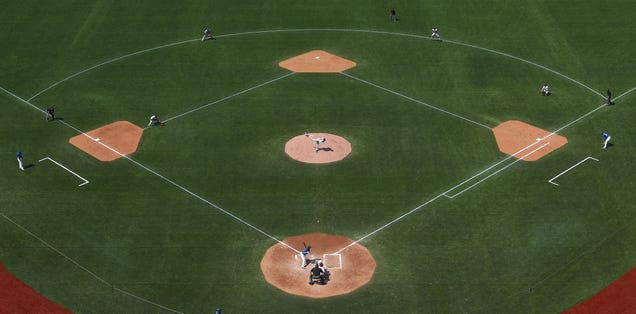 The Blue Jays Are Getting A Dirt Infield