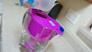 Never Forget to Refill Your Brita Pitcher with This Clever Tip