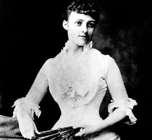 "Illustration for article titled Teenage Edith Wharton Would Have Made Amazing ""Gossip Girl"""