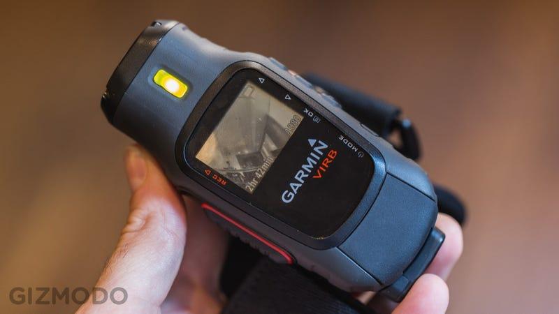 Illustration for article titled Esta es la nueva cámara de Garmin para competir con la GoPro