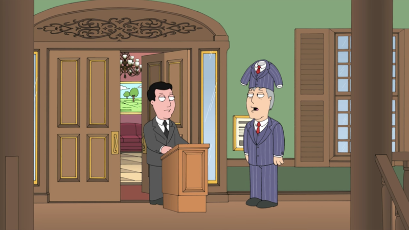 Watch Family Guy's hilariously sweet tribute to the late 'Mayor' Adam