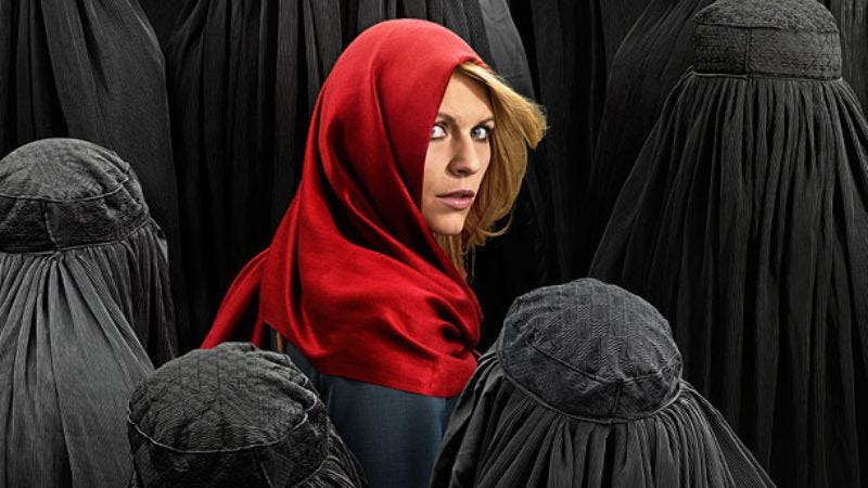 """Illustration for article titled Homeland executive producer sells """"action workplace comedy"""" to NBC"""