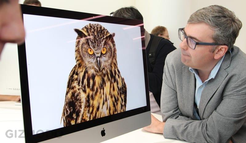 Apple introduce nuevo iMac 5K más barato y MacBook Pro con Force Touch