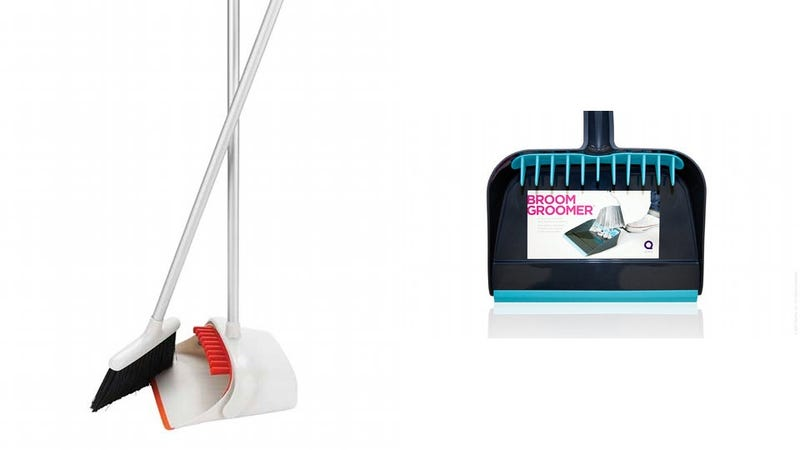 Illustration for article titled OXO and Quirky Are in a Ridiculous Fight Over the Design of a Dustpan (Updated)