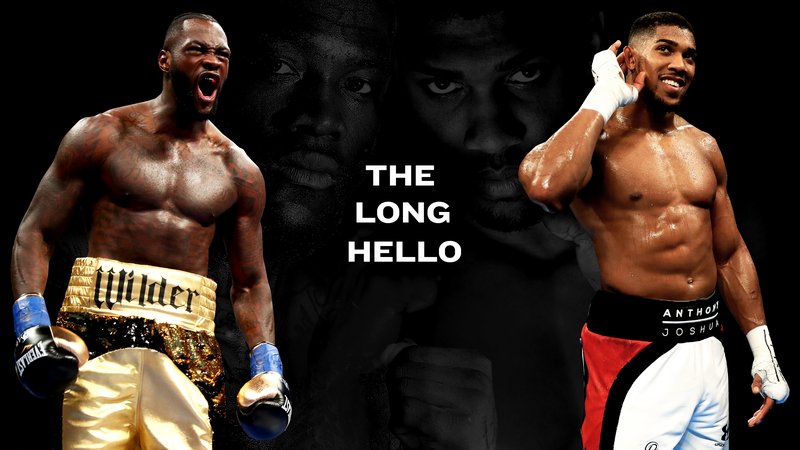 Illustration for article titled Boxing Is Going To Get Deontay Wilder-Anthony Joshua If It Has To Fix The Entire Heavyweight Division