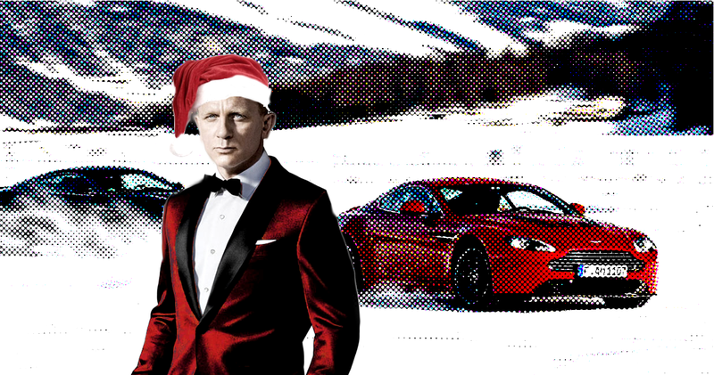 Illustration for article titled Why Do We Watch James Bond Movies At Christmas?