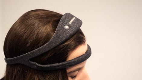 This Smart Headband Was Supposed To Help Me Sleep Better
