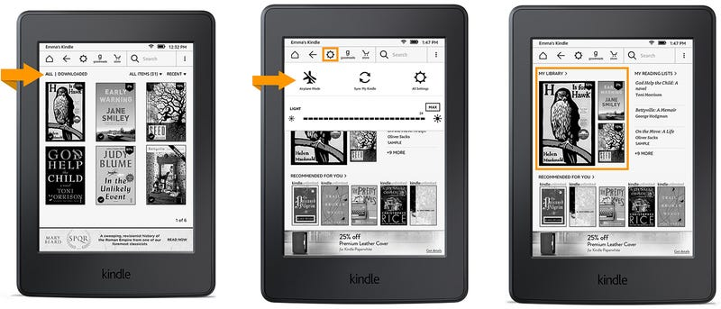 Illustration for article titled Kindle's Home Screen Is Finally Getting Updated