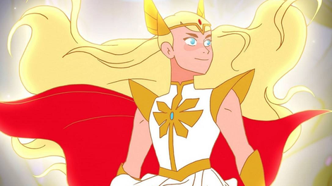 She-Ra and the Princesses of Power Entrapta Is Chaotic Neutral